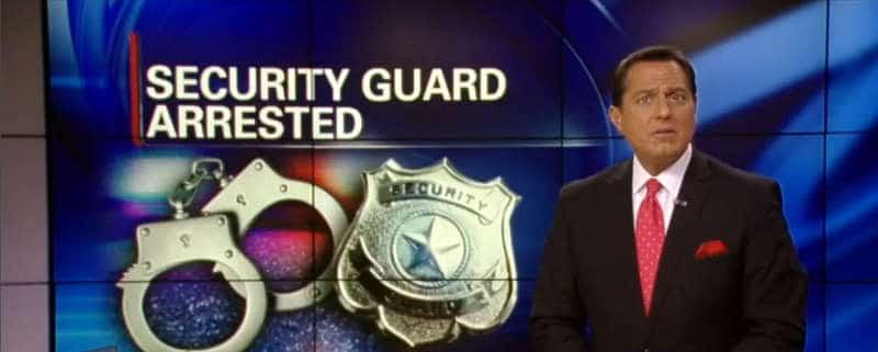 security-guard-arrested